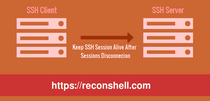 Keep SSH Sessions Running