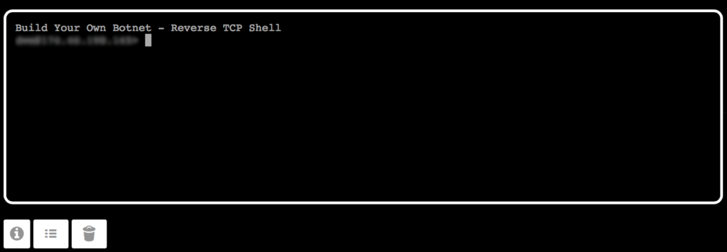 preview shell